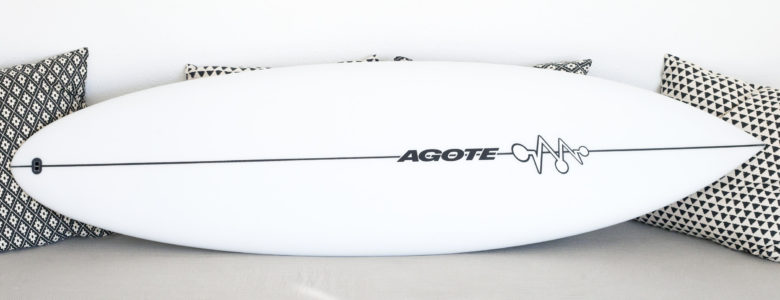 Agote Surfboards Pit Pilot Foamball Basque Country Surf Company High Performance