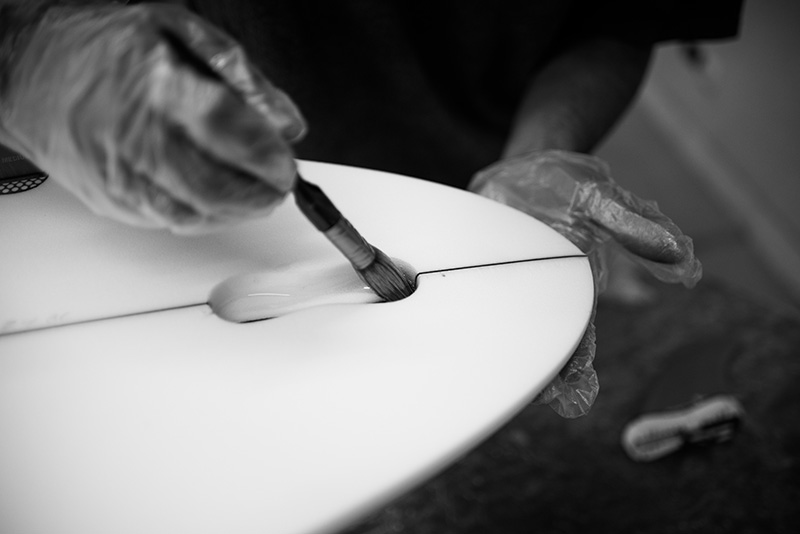 Agote Surfboards Quillas