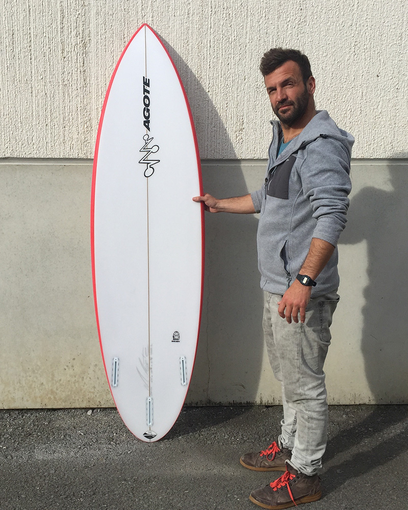 Agote Surfboards Big Boy