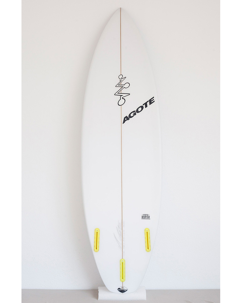 Agote Surfboards Performance Wider Rider