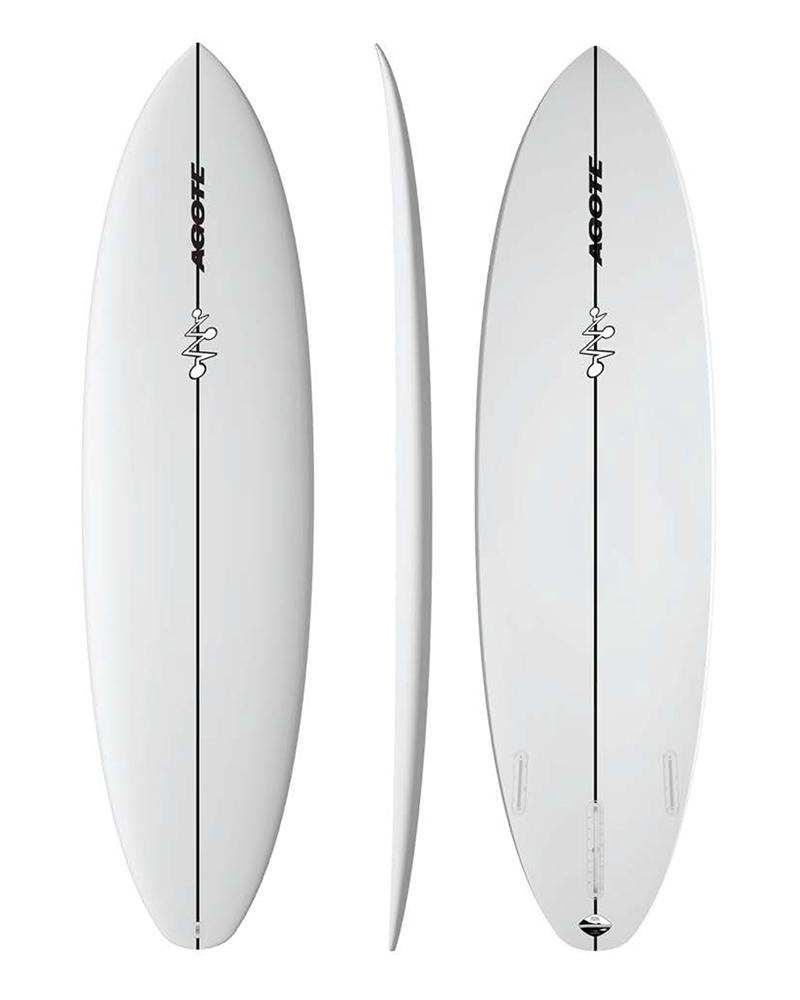 Agote Surfboards Big Brother