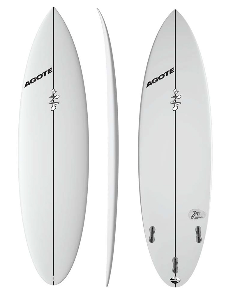 Mikel Agote Surfboards Hammerhead