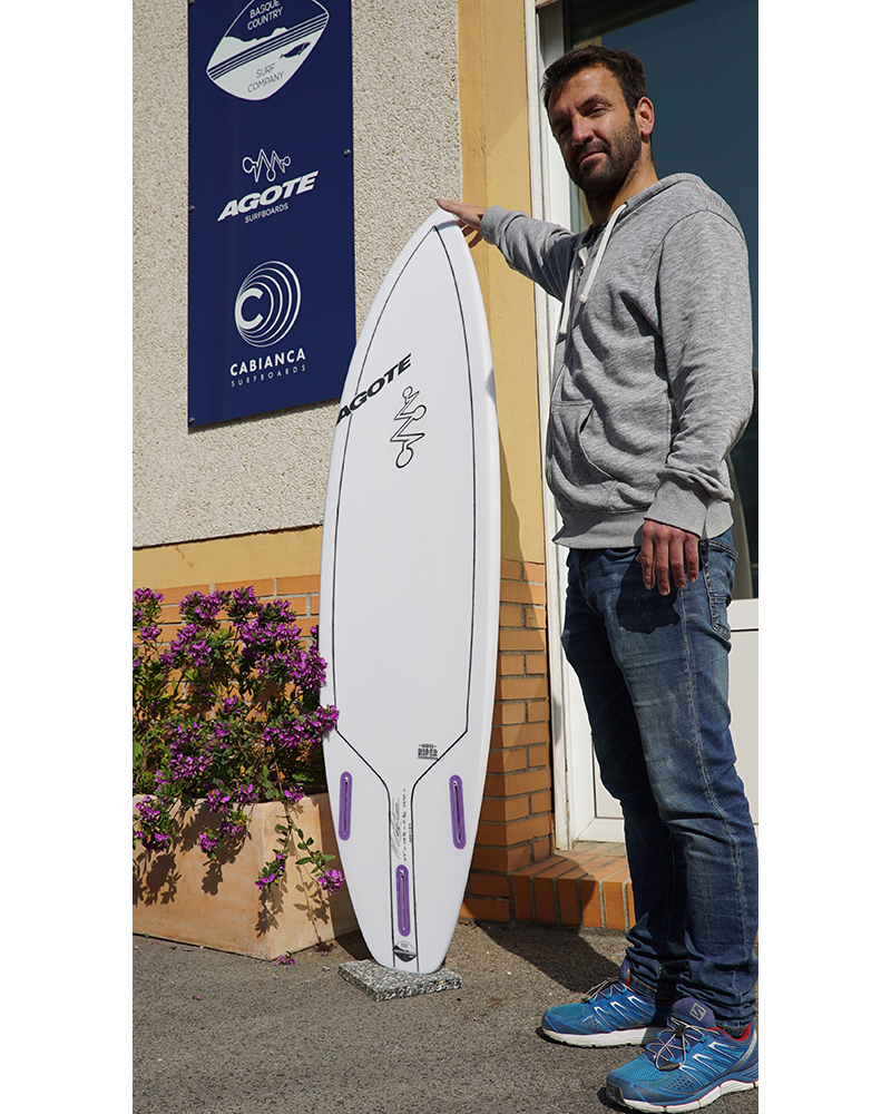 Agote Surfboards Performance Rider