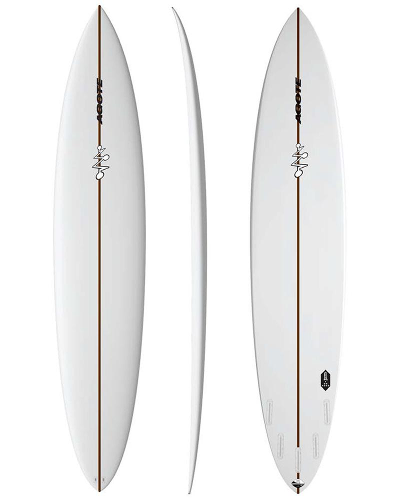 Mikel Agote Surfboards Gun Torpedo Big Waves
